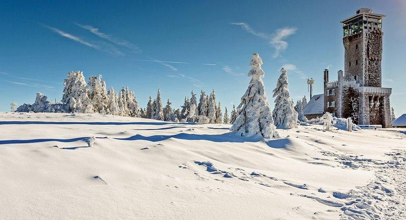Hornisgrinde - der höchste Berg im Nordschwarzwald