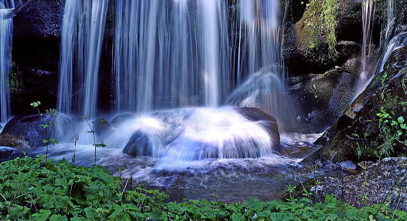 Mittlerer Schwarzwald - Triberger Wasserfälle
