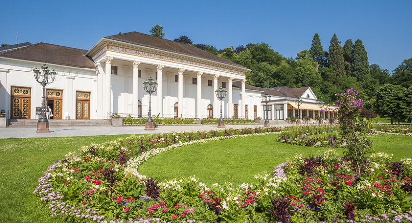 Nordschwarzwald - Baden-Baden