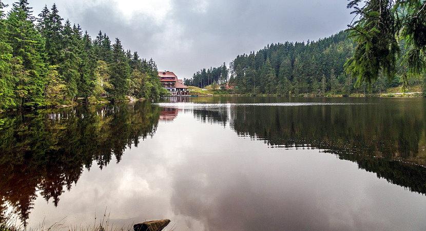 Nordschwarzwald - Mummelsee