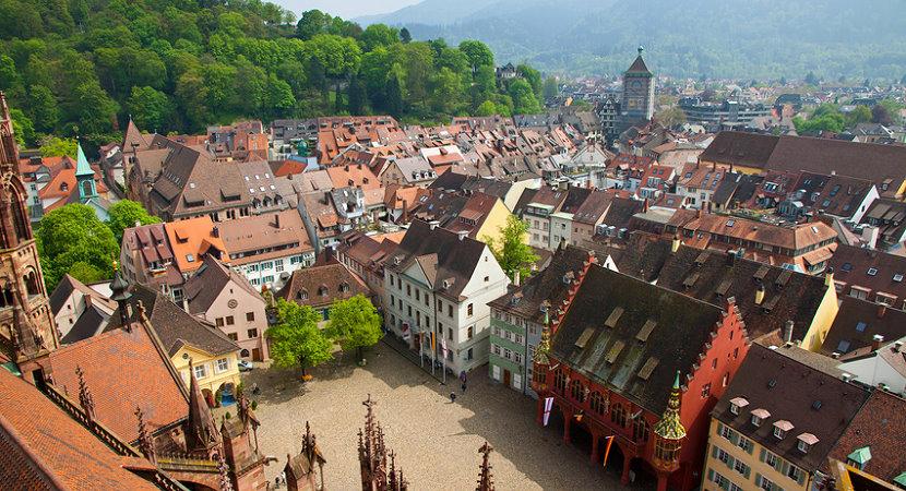 Südschwarzwald - Freiburg